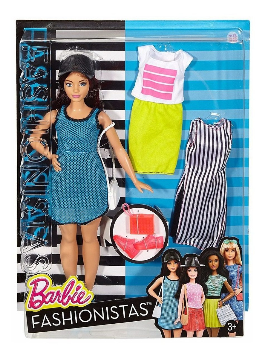 quite nice classic shoes on sale Barbie Fashionistas Num 38 Y 43 Orig De Mattel!!!