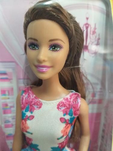 barbie fashionistas teresa 2014 looks dream house - floral