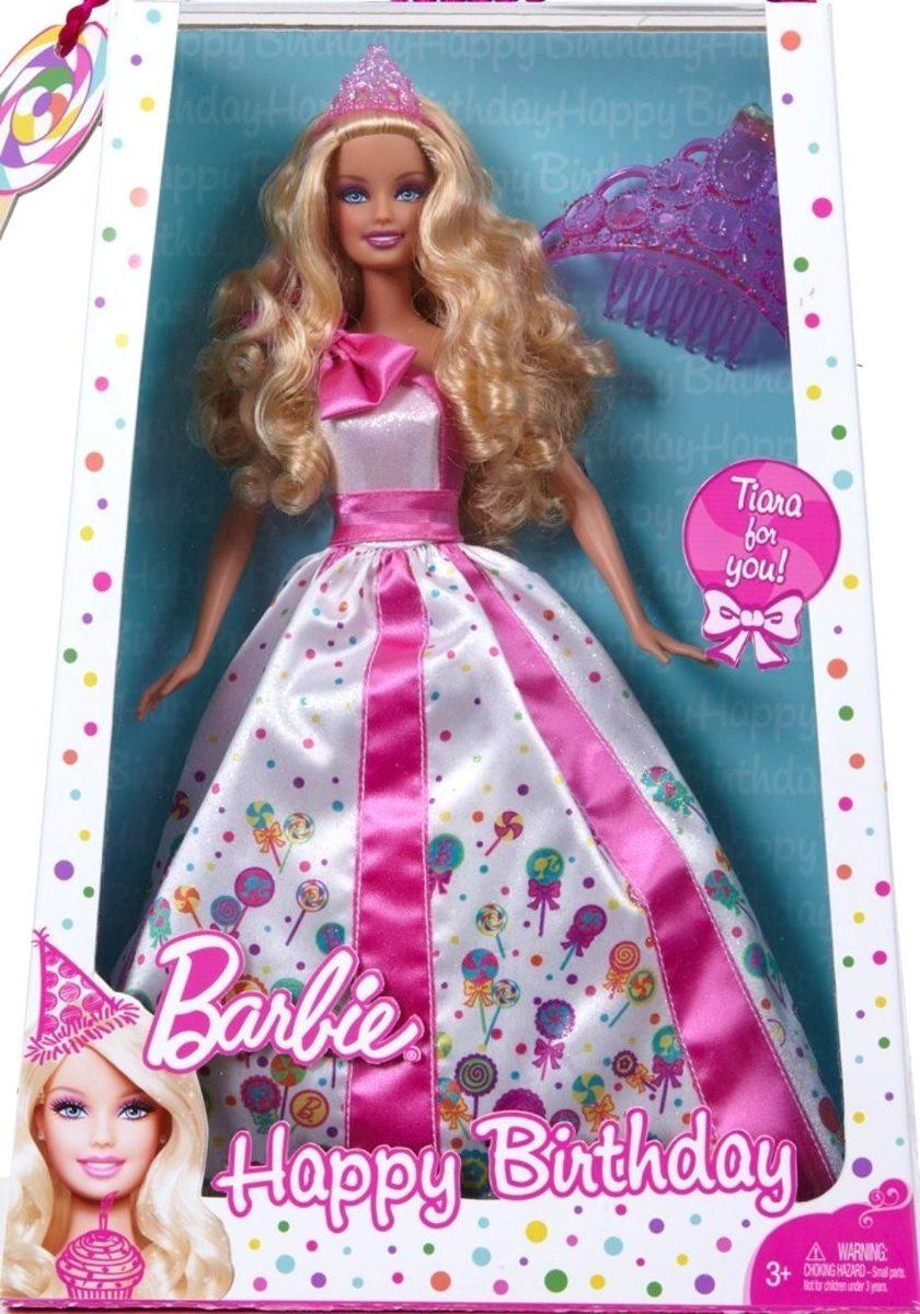 Barbie Fiesta De Cumpleaños - $ 1.199,00 en Mercado Libre