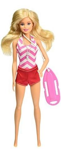 barbie girls lifeguard doll