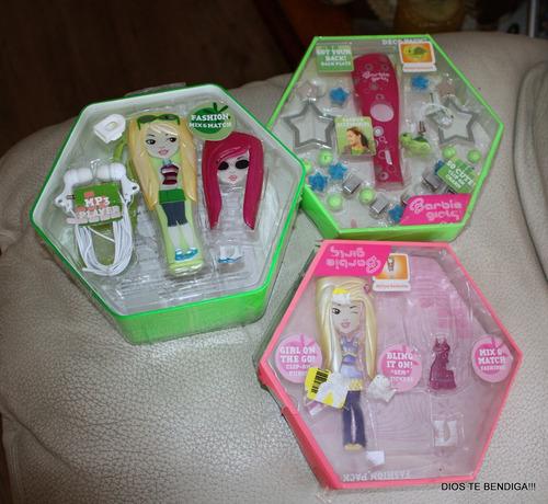 barbie girls mp3 con accesorios