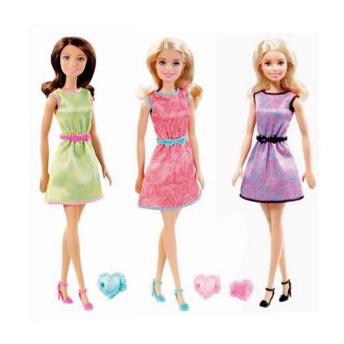 barbie glitz doll muñeca referencia t7584 de mattel