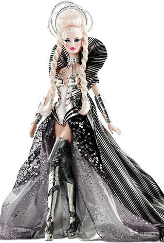 barbie goddess of the galaxy collector fashion boneca figura