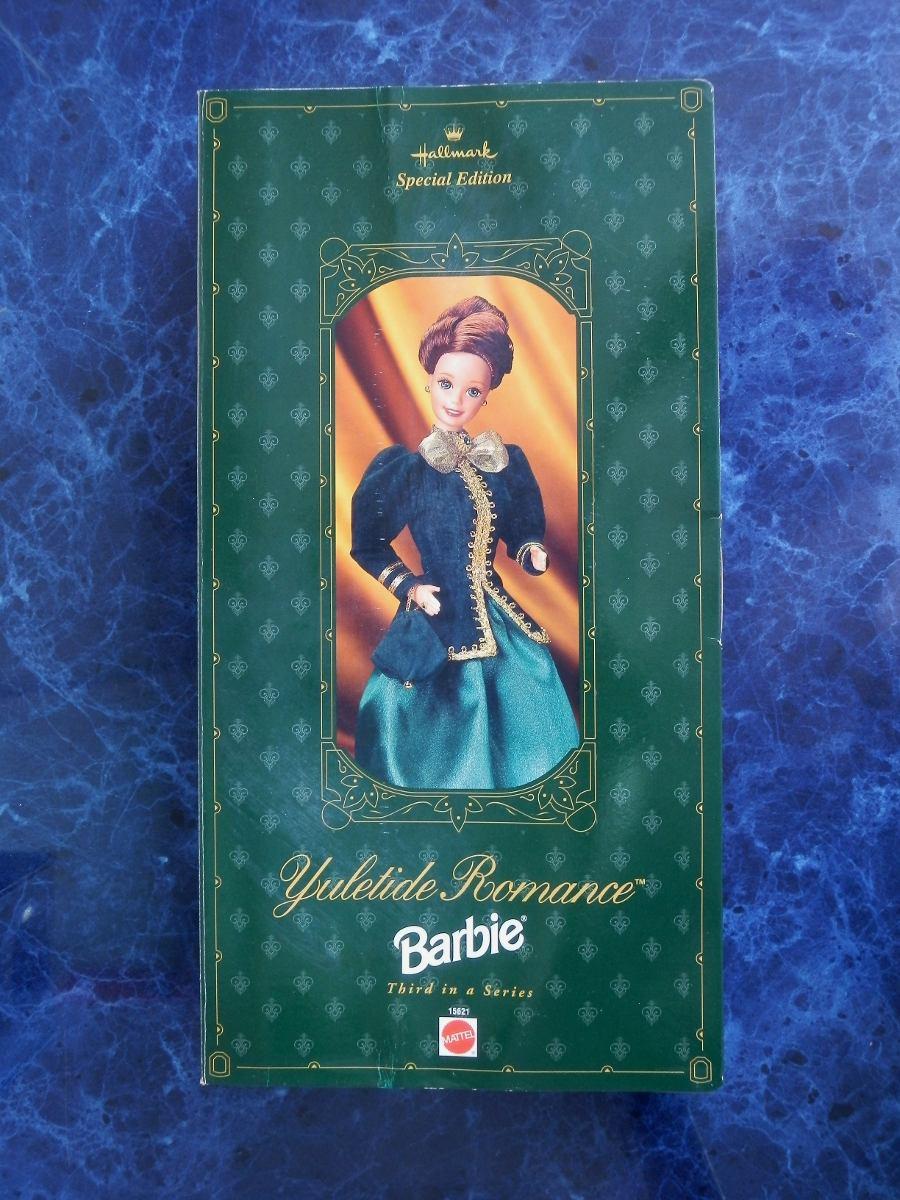 Barbie Hallmark Collection Yuletide Romance Usa 1996 S