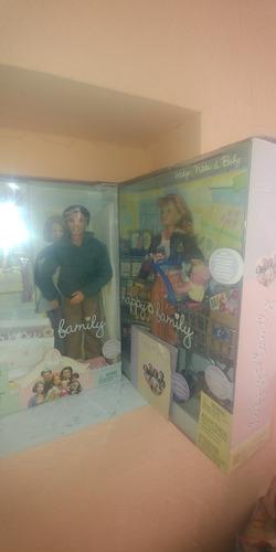 barbie happy family lote