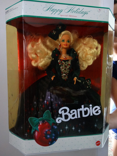 barbie holiday 1991