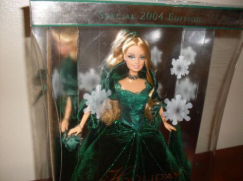 barbie holiday 2004 a pronta entrega