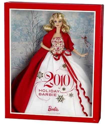 barbie holiday 2010