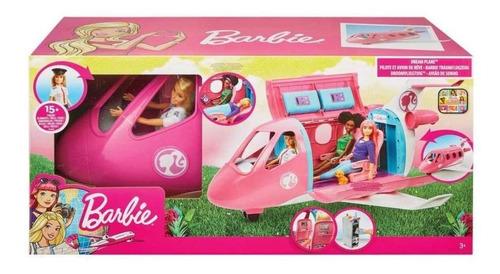 barbie jet de lujo - dreamplane