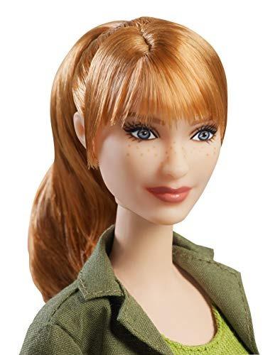 barbie jurásico mundo claire muñeca