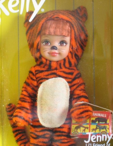 barbie kelly barnum animales crackers jenny muñeca tigre 200