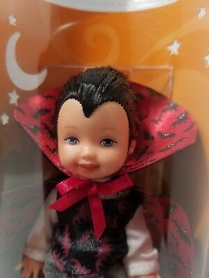 barbie kelly tommy halloween vampiro