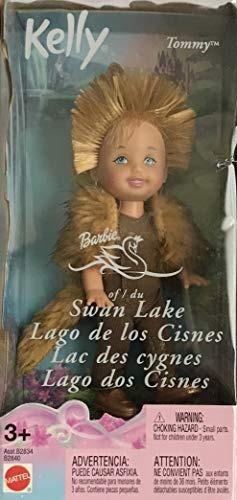 barbie lago los cisnes kelly tommy como ivan puercoespín muñ