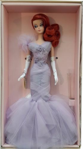 barbie lavender luxe nueva original modelo cg1280