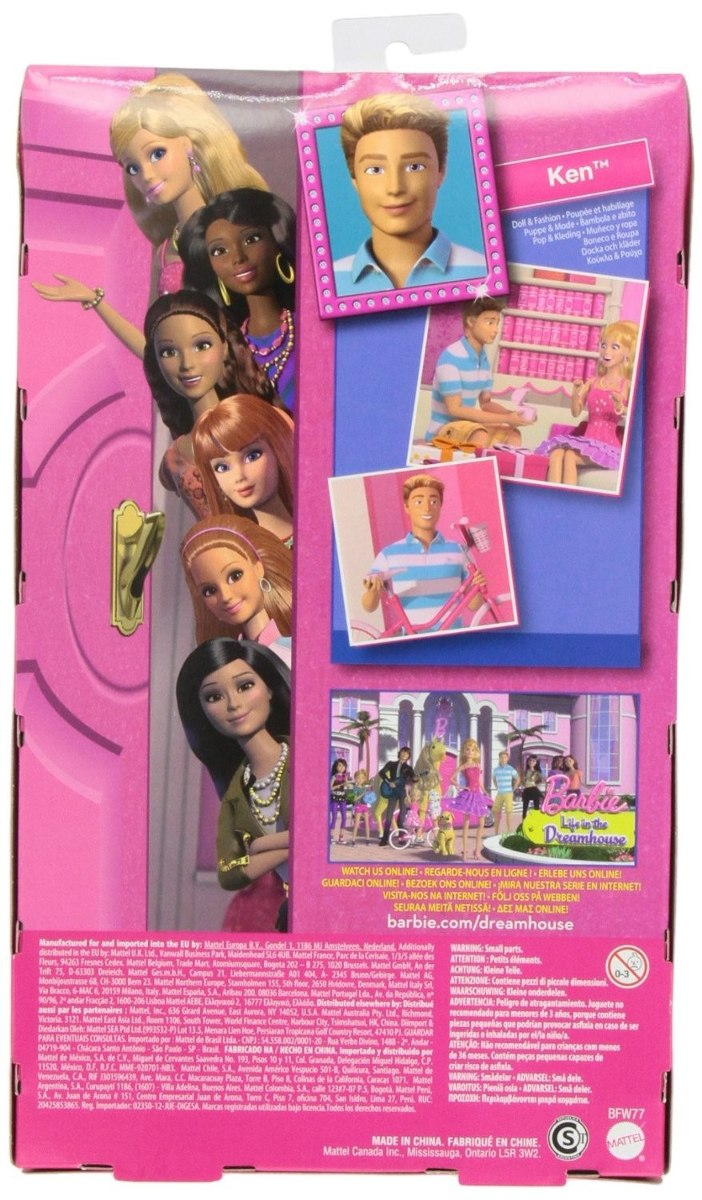 barbie life in the dreamhouse barbie and ken