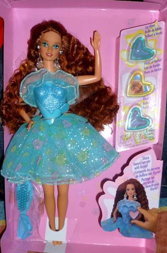 barbie locket surprise kayla