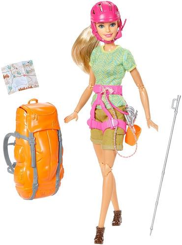 barbie made to move articulada rock climber original