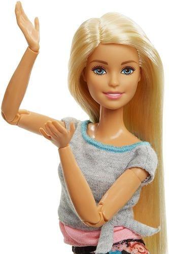 barbie made to move feita para mexer loira - ftg80