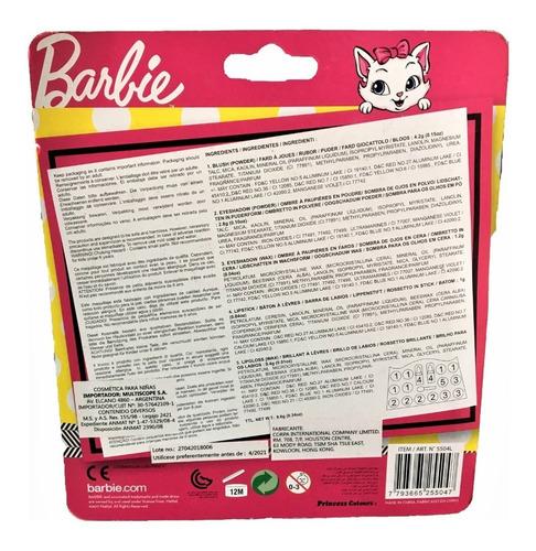 barbie maquillaje make up original mattel