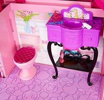 barbie mattel mansión malibú casa de la barbie juguetes niña