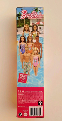barbie mattel water play original personaje raquelle palermo