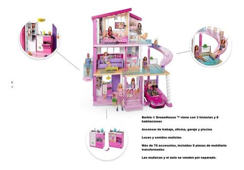 barbie mega casa de los sueños , barbie dreamhouse mattel.
