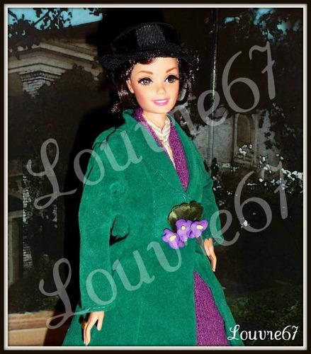 barbie mi bella dama my fair lady audrey hepburn louvre67