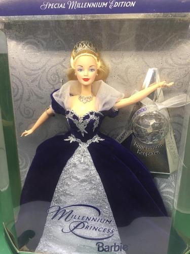 barbie millenium princess collector holiday antiga 80 90