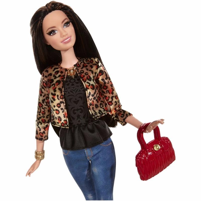 Barbie Morena Raquelle Fashion Style Luxo Dia Das Crian As R 149 00 Em Mercado Livre