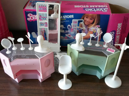Muebles Vintage 80s Boutique Dream Store Usada  $ 1,60000 en Mercado