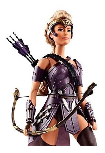 barbie muñeca mujer maravilla antiope