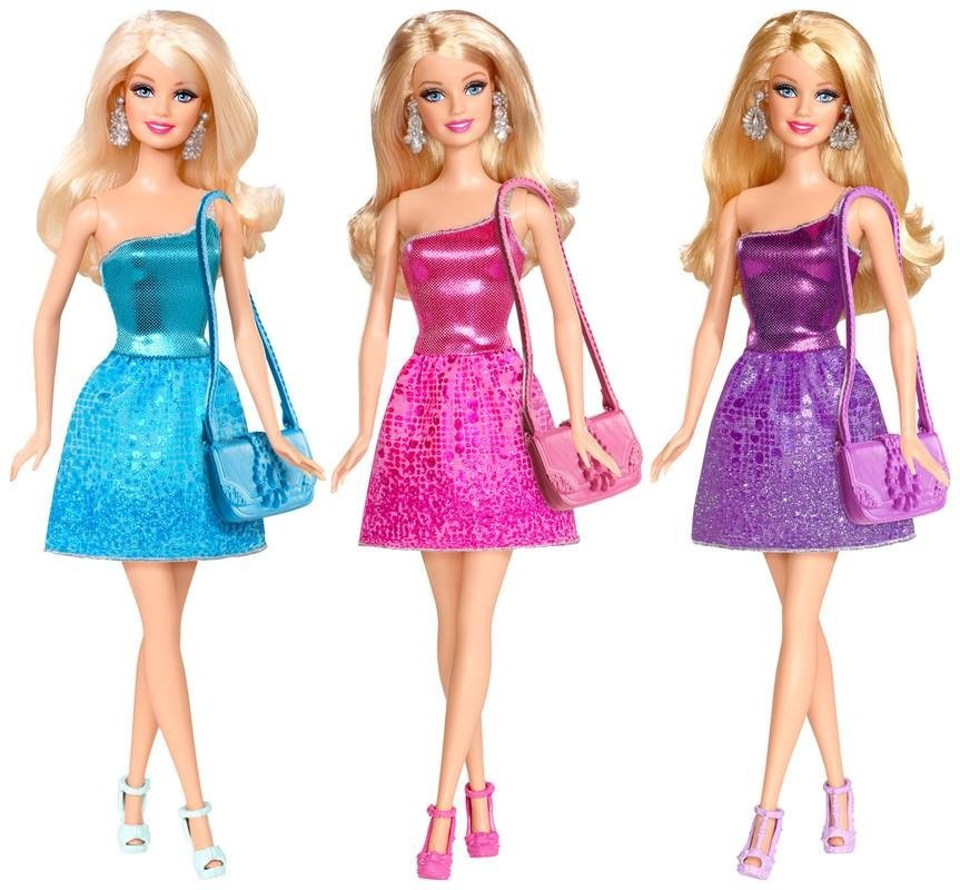 Vestidos de fiesta de la barbie – Vestidos de moda de esta temporada