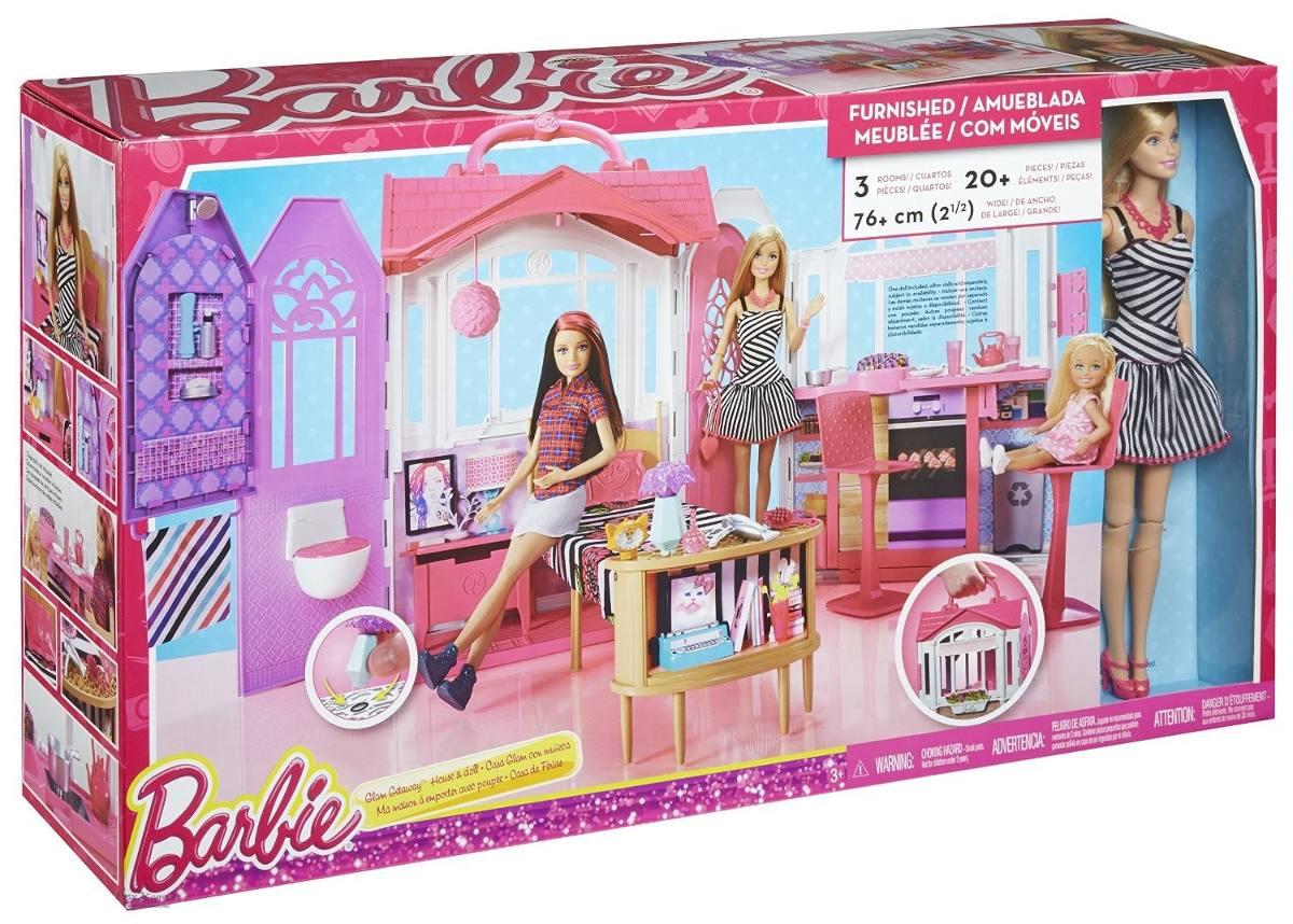 Barbie Nova Casa De F Rias R 349 99 Em Mercado Livre Arreglar La Casa De  Barbie