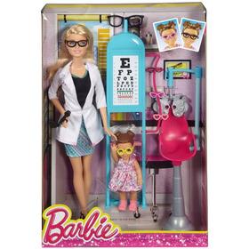 Barbie Oculista, Carrera Profesional