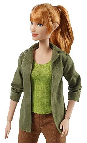 barbie original jurassic world claire muñeca