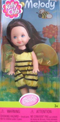 barbie original kelly club melody bumble bee muñeca 2001