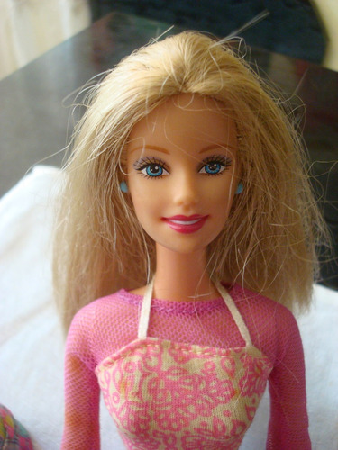 barbie paseo