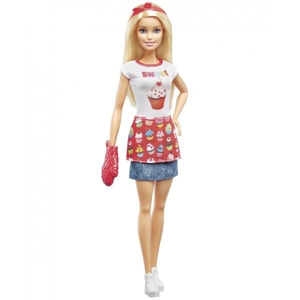 Barbie Pastelitos Set De Juego Mattel Envio Gratis 549 00 En