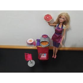 Barbie Pizzaria