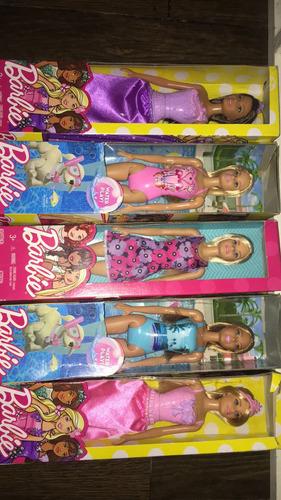 barbie playa y princesa liquidación