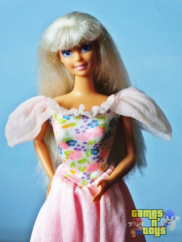 barbie princesa borboleta mattel butterfly princess anos 90
