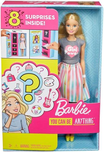 barbie profesión sorpresa