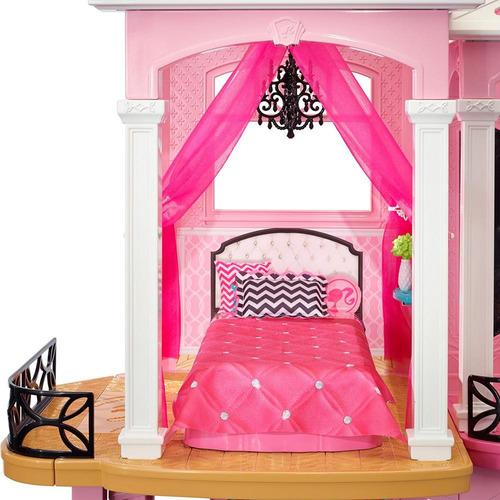 barbie real casa dos sonhos mattel