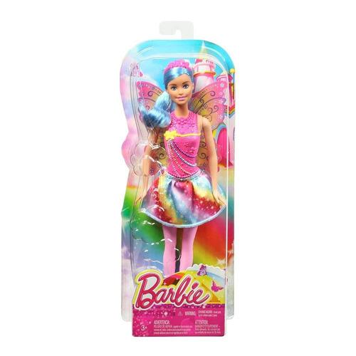 barbie reinos mágicos hada joyas