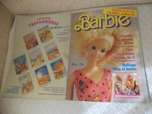 barbie revista fotoaventura diseña propias joyas
