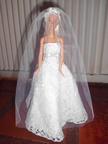 barbie ropa para muñeca fashionista ropa vestidos+accesorios