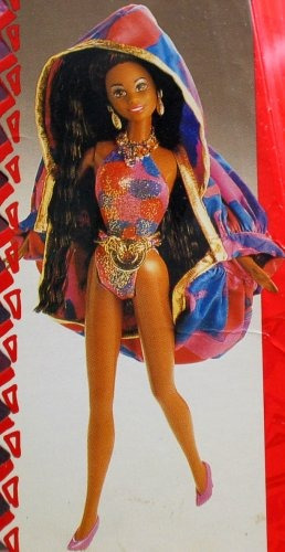 barbie shani doll aa - el maravilloso mundo de shani - ¡sus