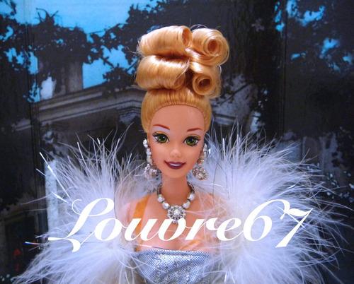 barbie silver royale special edition exhibicion 96 louvre67