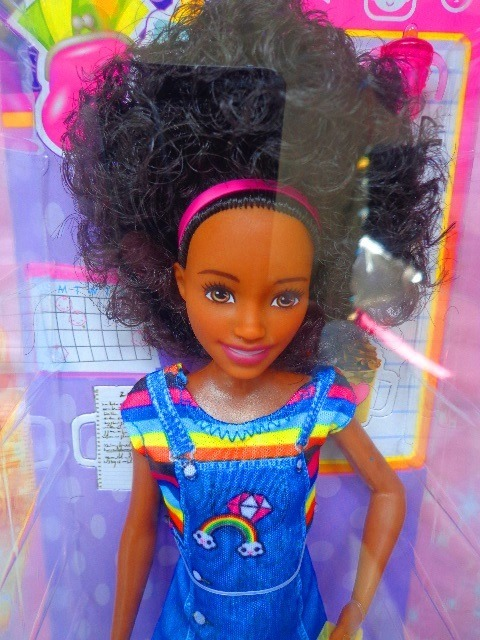 Barbie Skipper Afroamericana Ninera -   680.00 en Mercado Libre 269589b8dab85