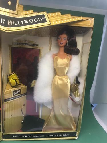 barbie special edition hooray hollywood 2002 latina antiga